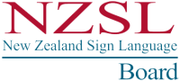 New Zealand Sign Language Board