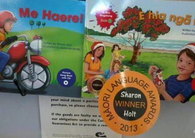 2013 Māori Language Awards